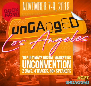 UnGagged Conference: Los Angeles, November 7-9, 2019
