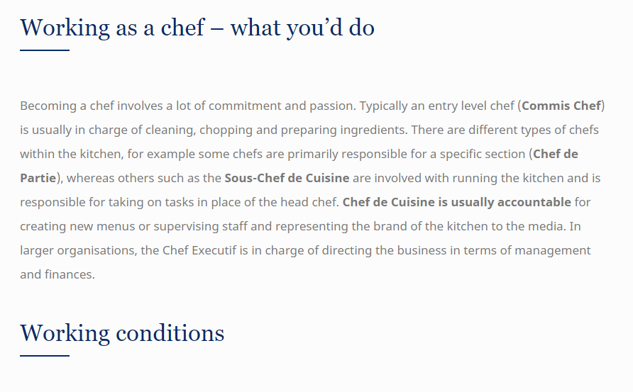 become a chef le cordon bleu london