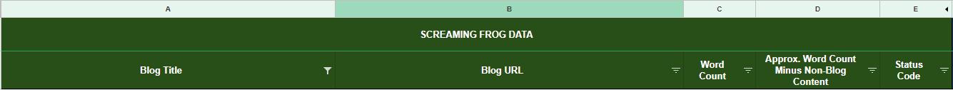 log cull spreadsheet image1