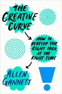 5. The Creative Curve by Allen Gannett
