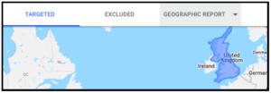 geo locations google ads